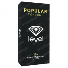 Level Popular Condoom 10 stuks